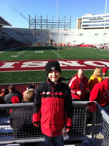 Wisconsin Badgers Spring Game 2013