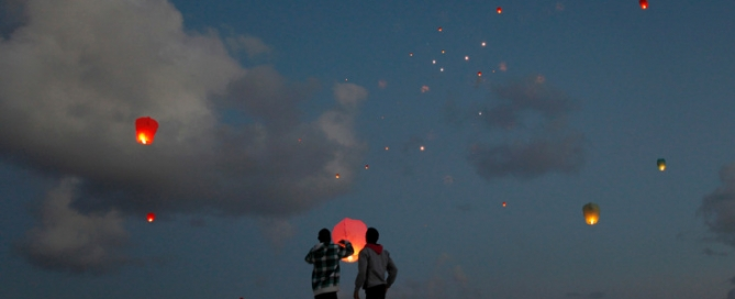 Lanterns of Remembrance